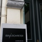 Irina Rohpeter Showroom