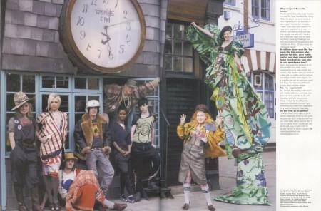 Vivienne Westwood world s end shop