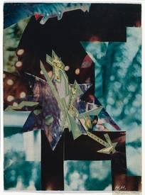 Hannah Höch, Mit einem Stern, 1958, Berliner Sparkasse, Foto: Neumann&Rodtmann © VG Bild-Kunst, 2015