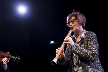 Carol Robinson – OCCAM III, Klub Katarakt 2017 / Kampnagel - Freitag 20.01.2017 © Jann Wilken