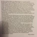 Programmtext Éliane Radigue OCCAM OCEAN, Konzert klub katarakt 12, 20.1.2017