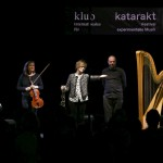 Julia Eckhardt, Carol Robinson und Rhodri Davies – OCCAM DELTA II, Klub Katarakt 2017 / Kampnagel - Freitag 20.01.2017 © Jann Wilken