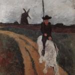 Don Quichote  Paula-Modersohn-Becker-Stiftung, Bremen, 1900 © Bucerius Kunst Forum Hamburg 2017