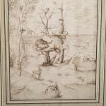 Der Baummensch, um 1500 © Albertina Wien