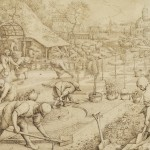Der Frühling, 1561 © Albertina Wien