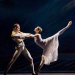 Le Corsaire – Gabdullin, Yakovleva © Wiener Staatsballett / Ashley Taylor