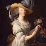 Elisabeth Louise Vigée-Lebrun Marie-Antoinette en Chemise, 1783 Öl auf Leinwand, 89,8 × 72 cm Hessische Hausstiftung, Kronberg