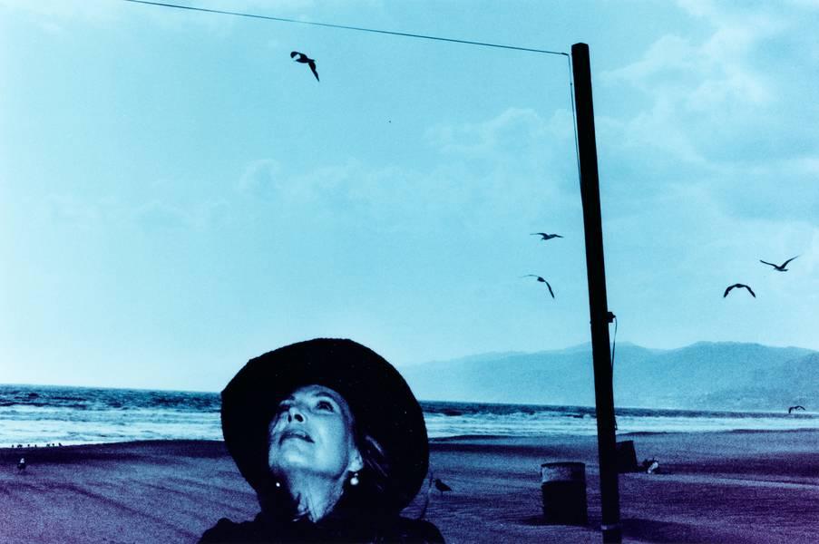 Anton Corbijn (1955): Joni Mitchell, Santa Monica 1999, Leihgabe des Künstlers, © Anton Corbijn, 2018