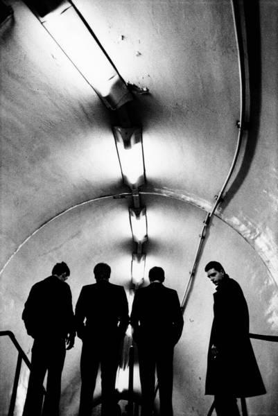 Anton Corbijn (1955): Joy Division, London 1979, Leihgabe des Künstlers, © Anton Corbijn, 2018